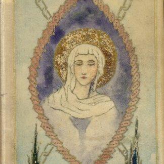 Un Saint. Illustrations de Paul Chabas. Gravèes par Privat - Richard.