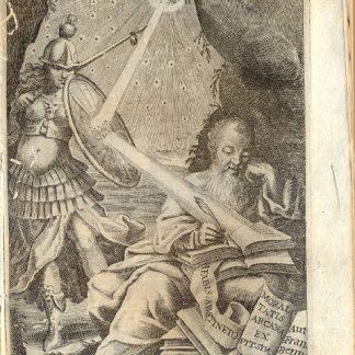 Moralitatis arcana ex pytagorae symbolis ad sanctissimum Clementem Nonum Pontificem.