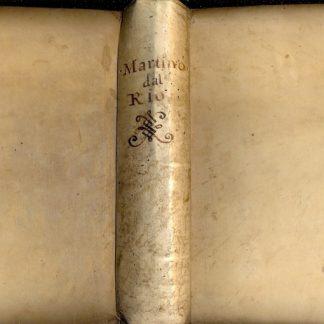 Disquisitionum Magicarum. Libri sex, quibus continetur accurata curiosarum, & vanarum superstitionum confutatio; Apprime utilis, & pernecessaria theologis , iurisconsultis, medicis, philosophis ac praesertim verbi Dei concionatoribus e utriusq; Fori iudicibus, quibus in primis aurea praecepta traduntur.