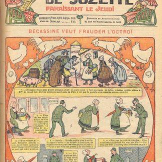 La Semaine de Suzete. Rivista settimanale illustrata, diretta da Henri Gautier.
