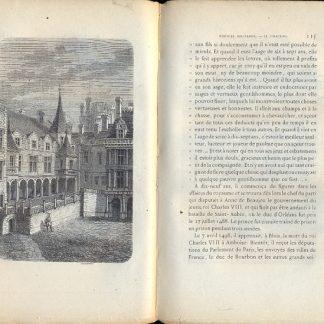 Blois et ses Environs. Troisieme edition du guide historique dans le Blesois.