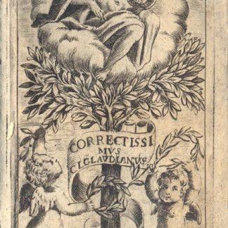 Correctissimus Cl. Claudianus.