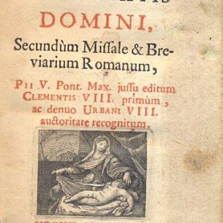 Officium in Festo Nativitatis Domini, secundum Misssale e Breviarium Romanum.