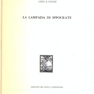 La Lampada di Ippocrate.