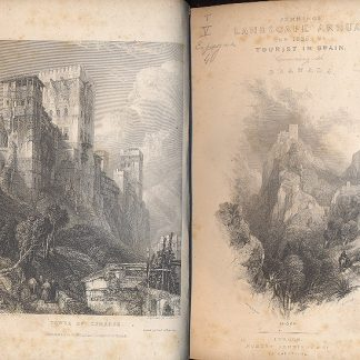 The tourist in Spain. Granada. Illustrated from Drawings by David Roberts.