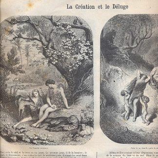 Tableaux de l'Histoire Sainte - Tableaux du Nouveau Testament.