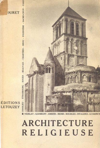 Architecture religieuse. Notions elementaires.
