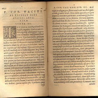 Annalium, Libri Sedicim.