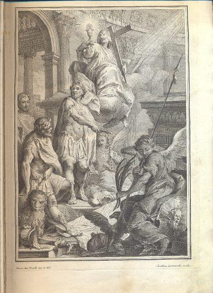 Il Goffredo, ovvero Gerusalemme Liberata. Nuova edizione arricchita di figure in rame.
