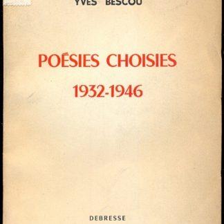 Poesies Choises (1932-1946).
