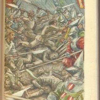 650 ans d'histoire Suisse. Ouvrage ornè de plus de 400 illustations et de dix planches en couleurs hors-texte.
