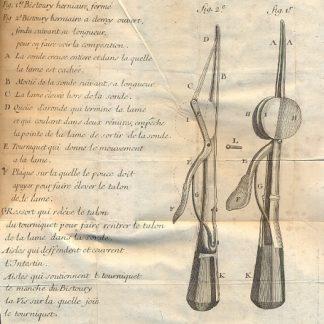 Observations de chirurgie, ausquelles on a a joint plusieurs Réflexions en faveur des Etudians.