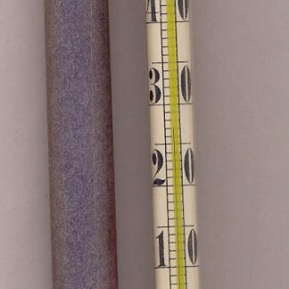 Termometro da laboratorio.