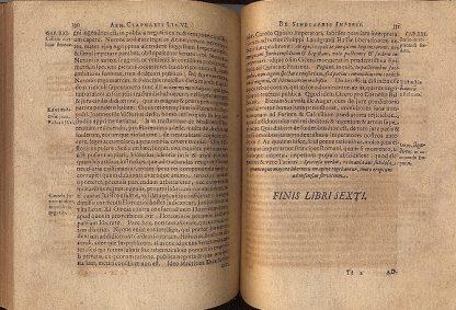 De arcanis Rerumpublicarum. Cum annotationibus Joh. Christfridi Sagittarii.