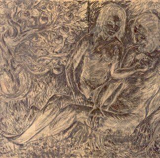 Adamo ed Eva nel Paradiso Terreste. Il ratto d'Europa.