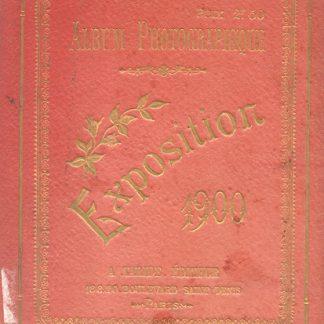 Album Photographique. Exposition 1900.