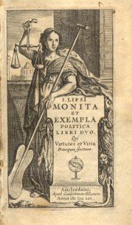 Monita et exempla politica. Libri duo. Qui virtures et vitia principum spectant.