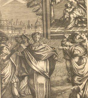 Le glorie della vita del Gran Patriarca de' Monaci d'Occidente Benedetto Anicio, con la Pratica della Sua SS. Regola, per commodità delle religiose claustrali.