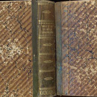 Della scienza chiamata cavalleresca. Libri tre. Terza edizione.