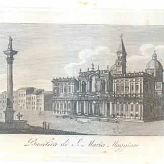 Basilica di Santa Maria Maggiore.