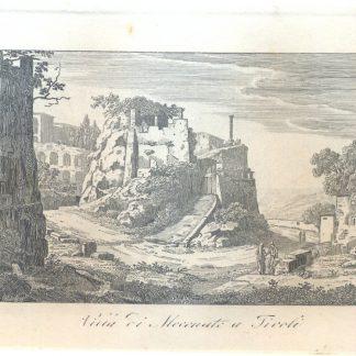 Villa di Mecenate a Tivoli.