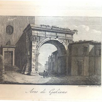 Arco di Galieno.