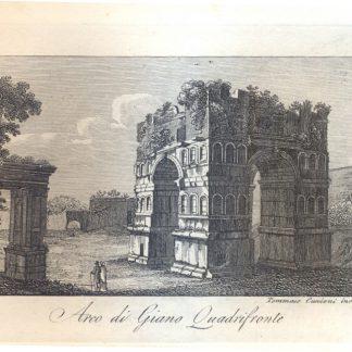 Arco di Giano Quadrifronte.