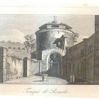 Tempio di Romolo: