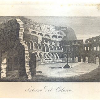 Interno del Coloseo.