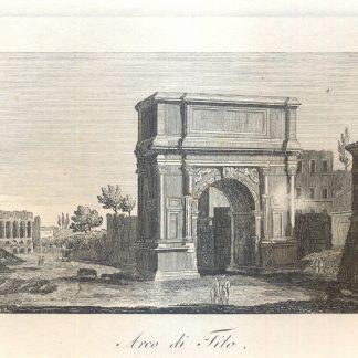 Arco di Tito.