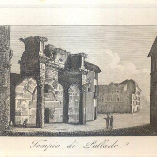 Tempio di Pallade.