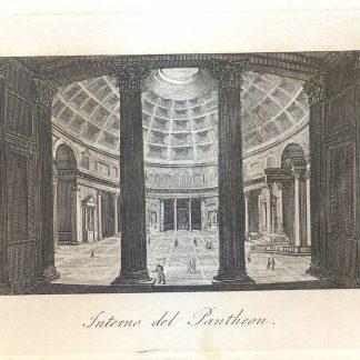 Interno del Pantheon.