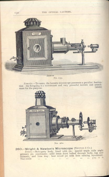 The indispensable handbook to the optical lantern: complete cyclopedia on the subjet of optical lanterns, slides, and accessory apparatus.