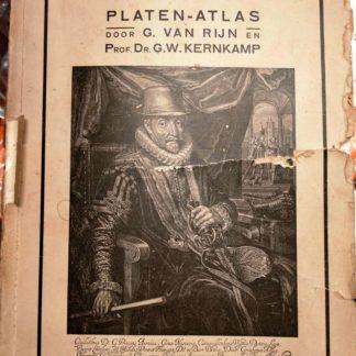 Nederlandsche historieprenten (1555-1900) [microform]: platen-atlas : ten gebruike bij de studie der vaderlandsche geschiedenis