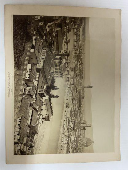 Fotografia Panorama di Firenze