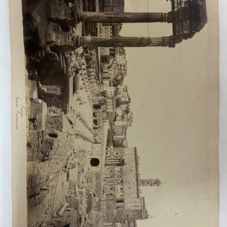 Fotografia Roma Forum Romanum Foro Romano