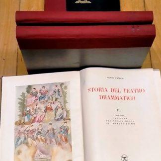 Storia del teatro drammatico.