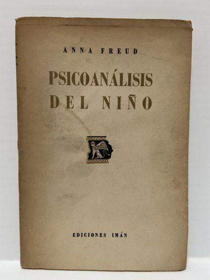 Psicoanalisis del nino in lingua spagnola