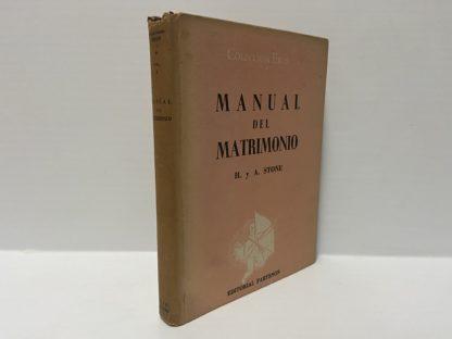 Manual del Matrimonio colecion eros vol. V