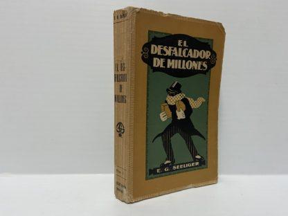 El desfalcador de millones (spagnolo)