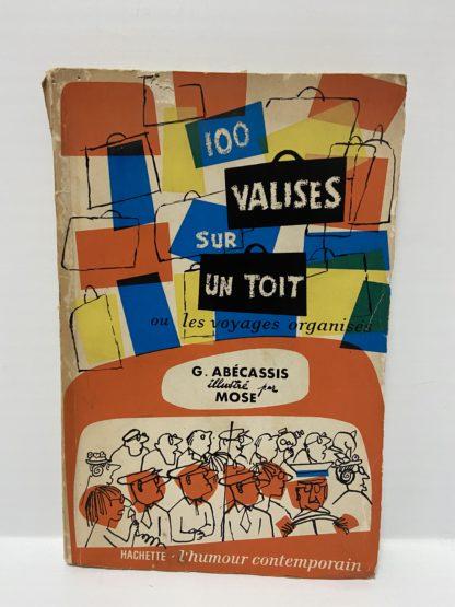 100 valises sur un toit (francese)