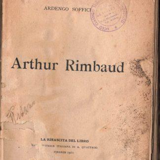Arthur Rimbaud. Prima edizione.