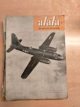 Alata. Rivista mensile delle attività aeronautiche. Diretta da Giuseppe Stifani.