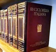 Enciclopedia italiana fondata da Giovanni Treccani.