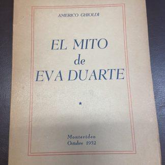 El mito de Eva Duarte