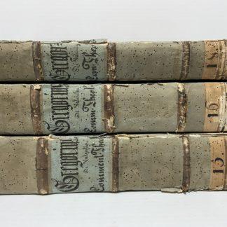 Commentariorum Theologicorum Tomi quatuor. In quibus ombles materiae, quae continentur in summa Theologica Divi Thomae aquinatis, ordine explicantur. Cum variis indicibus. Editio secunda.