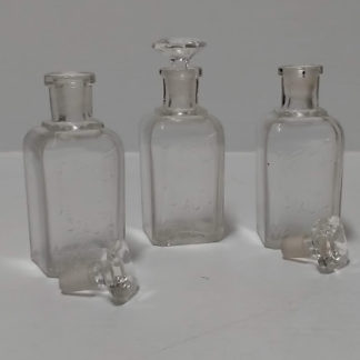 Bottiglia di profumo.Art Nouveau