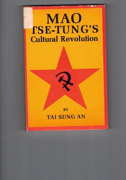 Mao Tse-tung's cultural revolution