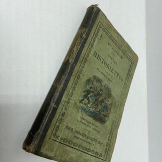 Contes et historiettes a l'usage des jeunes enfants qui commencent a savoir lire.