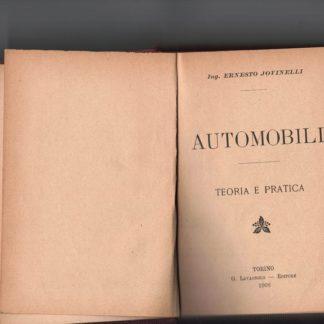 Automobili. Teoria e pratica.